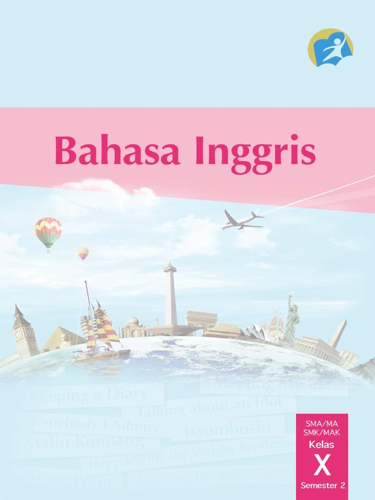 Buku Pegangan Siswa Bahasa Inggris Sma Kelas 10 Kurikulum 2013