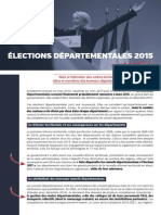 Note FN départementales 2015