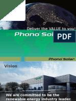 Phono Solar PPT-201209013