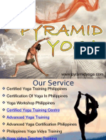 Yoga Classes Thailand