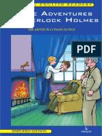 ENGLISH READER Sherlok Holmes Lower Int