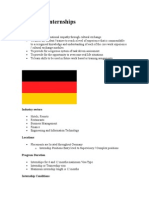 Germany Internships