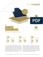 2011 Product Catalog | Photovoltaics | Electricity