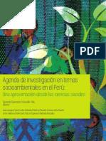 Damonte, Vila (Eds.) - Agenda de Investigacion en Temas Socioambientales en El Perú. Una Aproximación Desde Las Ciencias Sociales