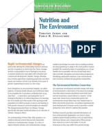 Nutrition and Environment