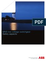 Switchgear Safety aspects