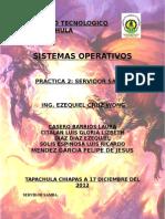 Samba Manual de Instalación y Configuración