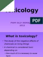 Toxicology UWK 2012