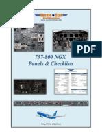 PMDG - 737 NGX - Introduction | Simulation | Copyright