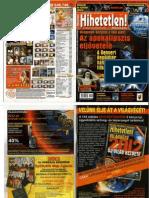 Hihetetlen Magazin 2012 - 03