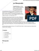 Amitabh Bachchan Filmography - Wikipedia, The Free Encyclopedia