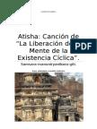 Atisha Canción de la Liberación de la Mente de la Existencia Cíclica..docx