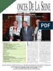 Edition du Jeudi 22 Janvier 2015