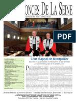 Edition du Jeudi 29 Janvier 2015