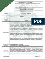 Programa de Formacion Complementaria Alfabetizacion Informatica