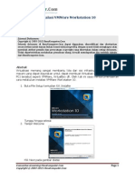 Instalasi VMWare Workstation 10