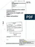 ISO13920_General Tolerances for Weldments