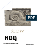 Slow Archaeology