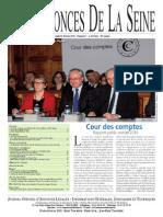 Edition du Lundi 23 Fevrier 2015