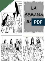 Comic Semana Santa 2015