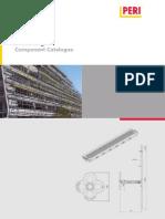 Component Catalogue Scaffolding
