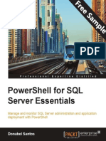 PowerShell for SQL Server Essentials - Sample Chapter