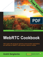 WebRTC Cookbook - Sample Chapter