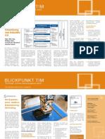 TIM Newsletter Februar 2015