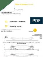 propuesta docente 2015