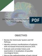 2.1 - Increased Intracranial Pressure