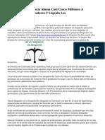 La Junta De Andalucia Abona Casi Cinco Millones A Abogados Y Procuradores Y Liquida Los
