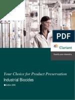 Biocidi clariant
