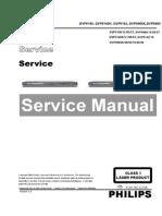 Service Manual DVP5965K_55