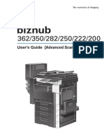 Bizhub 362 282 222 Ug Advanced Scan Operations en 1 1 0 FE1