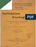 E.brucker - Initiation Zoologique