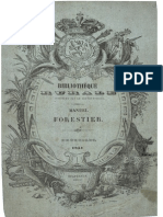Bibliothèque rurale - Manuel forestier