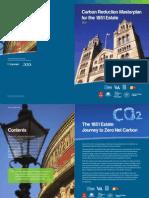 1851 Estate Carbon Reduction Masterplan