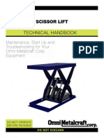 Scissor Lift Technical Handbook