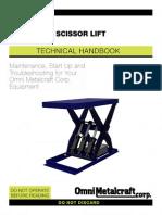 Scissor Lift Technical Handbook