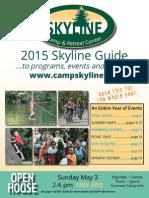 2015 Program Guide