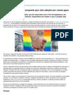 Institutogamaliel.com-Deputados Aceleram Proposta Que Veta Adoção Por Casais Gays
