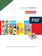 Catalogo de Produtos Wetzel 2008
