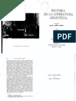 Historia de La Literatura Argentina T.iii