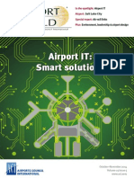 Airport World, Issue 5, 2014