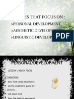 Activities That Focus On