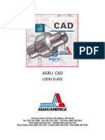 Agru Cad Users Guide 9.07