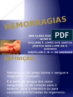 Hemorragias (Completo)