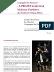 Plaquette - L'Opéra du Gueux - Compagnie des Passeurs