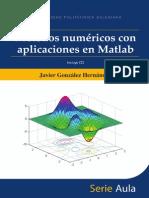 Metodos Numericos Con Aplicaciones en Matlab
