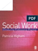 32677161 Social Work Introducing Professional Practice Higham 2006